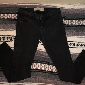Hollister. black hollister jeans